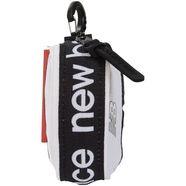 New Balance(ニューバランス)ゴルフ メンズその他バッグ ケース U 定番 リップストップ ボールホルダー SP 012-9984002-030 メンズ ホワイト