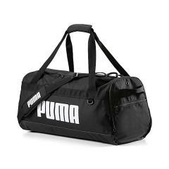 (セール)PUMA(プーマ)スポーツアクセサリー エナメルバッグ プーマ チャレンジャー ダッフルバッグ 07662101 メンズ プーマ ブラック