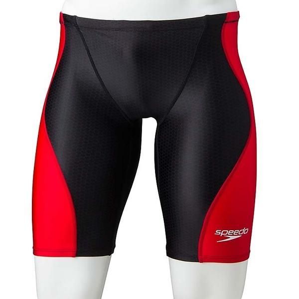 (送料無料)Speedo(スピード)スイミング メンズ競泳 FLEX Α JAMMER SC62001F RE メンズ RE