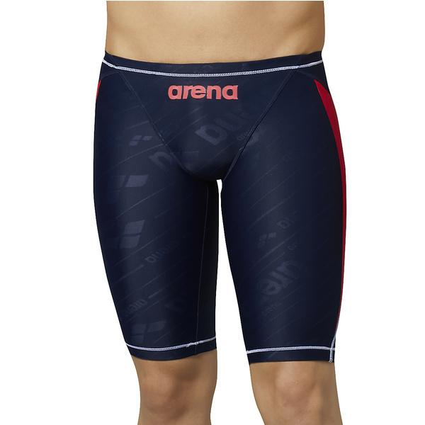 arena(アリーナ)スイミング メンズトレーニング マスターズスパッツ SAR-0151 メンズ TRC