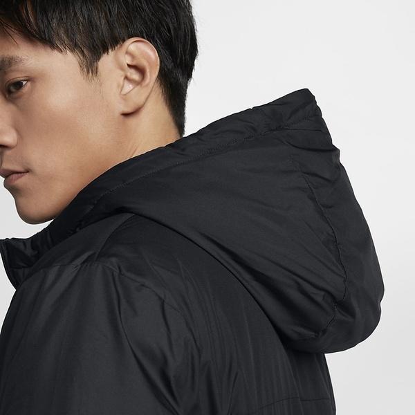 (セール)(送料無料)NIKE(ナイキ)サッカー コート ナイキ DRI-FIT アカデミー19 SDF HD ジャケット AO1501-010 メンズ ブラック/ホワイト/(ホワイト)