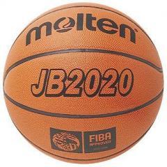 <LOHACO> (セール)(送料無料)molten(モルテン)バスケットボール 6号ボール バスケットボール6号球 MTB6WW レディース 6 BRN画像