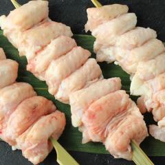 ぼんじり串 / ぼんぼち串 やきとり(3本入)《生串》 焼き鳥の鶏肉専門店がこだわった水郷どりの生串です。