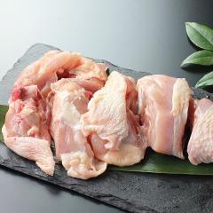 鶏肉 水郷どり 骨付きもも肉鍋用カット《1本:約400~450g》[ 国産 千葉県産 産地直送 新鮮 とり肉 鳥肉 水郷とり 鶏もも肉 ]