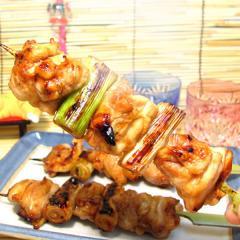 水郷どりの特製ジャンボねぎま焼き鳥(醤油だれ)3本セット