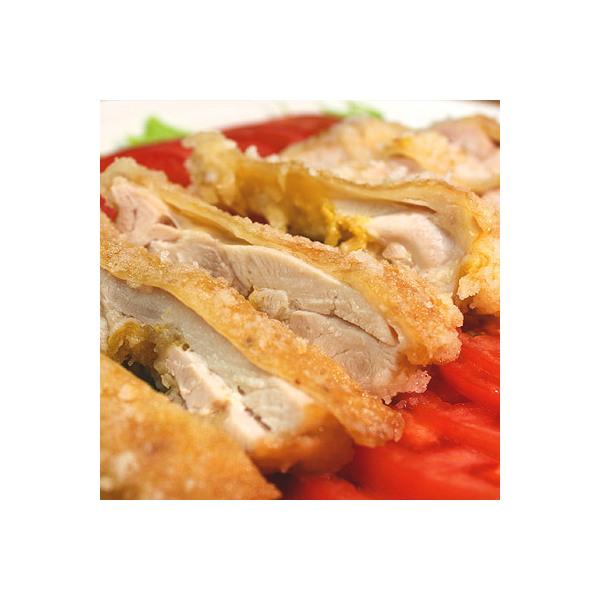 水郷どりもも揚げ鶏のねぎソース