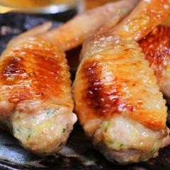 送料無料 手羽餃子 お徳用20本セット(5本入×4袋) ~8秒に1本売れている超人気の鶏肉専門店いちおしグルメ~