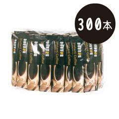 【送料無料】ドトールコーヒー 業務用 インスタントブラックコーヒー 2g 100P×3袋(合計300P)