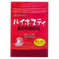 【送料無料】がんこ茶家 ルイボスティー テトラティーバッグ 20P×4袋(煮出し、水出し兼用)