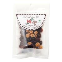 【送料無料】<メール便>ブラウンシュガーファースト オーガニック クランベリー&タイガーナッツ 40g×3袋