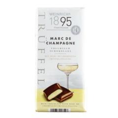 【送料無料】ワインリッヒ マールドシャンパーニュチョコレート 100g×5枚
