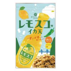 【送料無料】ヤマトフーズ レモスコ味 イカ天 70g×6袋