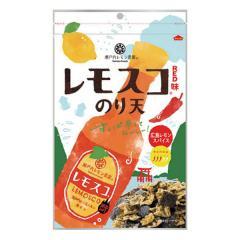 【送料無料】ヤマトフーズ レモスコRED味 のり天 60g×6袋