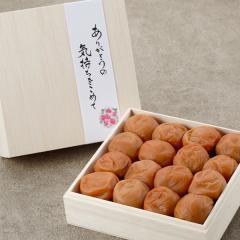 【送料無料】トノハタ 紀州産南高梅 蜂蜜味 400g(塩分約3%)木箱入り【母の日の贈り物】