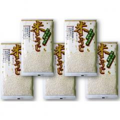 【宅配便送料無料】 豆力 こだわりの国内産 米こうじ 1kg(200g×5袋) 【麹 塩麹 味噌 甘酒 醤油 乾燥】