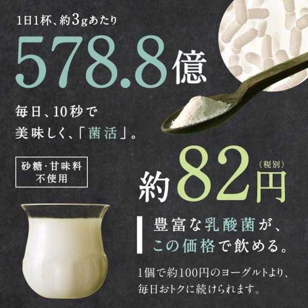 【送料無料】ちょーぐると100g (約33杯分:約1ヶ月分) 進化した 乳酸菌 ヨーグルト サプリ 腸活 善玉菌 乳酸菌飲料 ビフィズス菌 <メール便 送料無料>