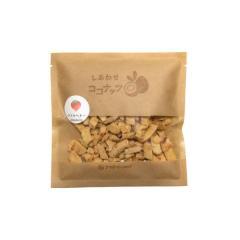 しあわせココナッツ 70g ストロベリー 南国フルーツ ビタミンB 葉酸 食物繊維 美容 健康 ダイエット お菓子 <メール便 送料無料>
