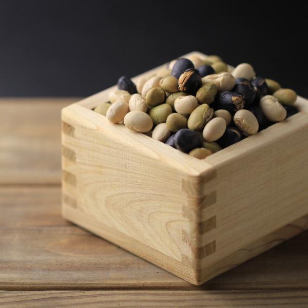 【送料無料】九州産ミックス煎り豆  | 丸ごと大豆 ミックス大豆 煎り豆