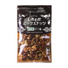 【送料無料】ミックスナッツ 和風のり塩味(4個までメール便 / 5個から宅配便)