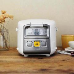 タイガー マイコン炊飯器 3合 JAI-R551W ホワイト