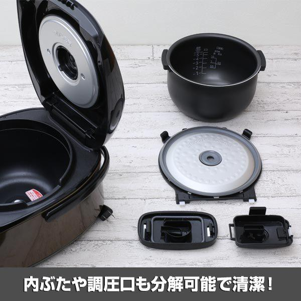 10%OFFクーポン対象商品 タイガー IH炊飯器 5.5合 JKT-B103TK ダークブラウン 炊きたて IH 炊飯器 クーポンコード:HNYN6CX