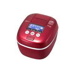 タイガー 圧力IH 炊飯器 5.5合 JPC-A101RC カーマインレッド