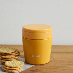 タイガー ステンレスカップ スープカップ MCL-B025YS サフランイエロー 250ml タイガー魔法瓶 保温 スープジャー まほうびん 弁当 かわいい おしゃれ