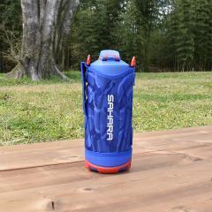 タイガー 水筒 ステンレスボトル「サハラ」MME-F100AK ブルー 1.0L 直飲み 保冷専用 ダイレクト スポーツ ボトル