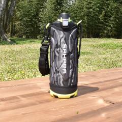 タイガー 水筒 ステンレスボトル「サハラ」MME-F120KK ブラック 1.2L 直飲み 保冷専用 ダイレクト スポーツ ボトル