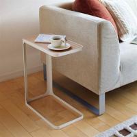 【Tポイント10倍】frame (フレーム) サイドテーブル ホワイト