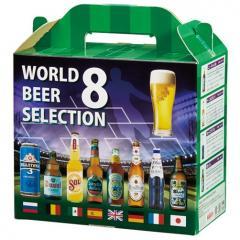 【送料無料】WORLD 8 BEER SELECTIONセット