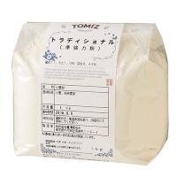 トラディショナル(日清製粉) / 1kg TOMIZ(富澤商店) フランス/ハードパン用粉(準強力粉) 準強力小麦粉