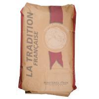 ラ・トラディション・フランセーズ / 25kg TOMIZ(富澤商店) フランス/ハードパン用粉(準強力粉) 準強力小麦粉