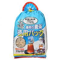釜煎り麦茶(徳用パック) / 12.5g×55P TOMIZ(富澤商店) 季節商品 夏