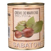 サバトン マロンクリーム / 1kg TOMIZ/cuoca(富澤商店) 栗・芋・かぼちゃ マロンクリーム