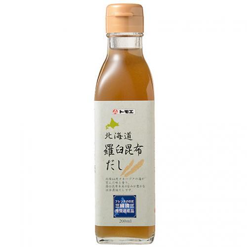 北海道羅臼昆布だし / 200ml TOMIZ(富澤商店) 和食材(加工食品・調味料) だしの素