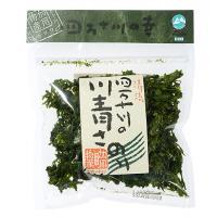 四万十川の川青さのり / 16g TOMIZ(富澤商店) 和食材(海産・農産乾物) 海藻類