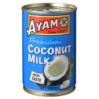 AYAM ココナッツミルク / 400ml TOMIZ(富澤商店) 中華とアジア食材 ココナッツ