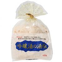 【冷蔵便】吟醸酒の酒粕 / 400g TOMIZ(富澤商店) 季節商品 冬