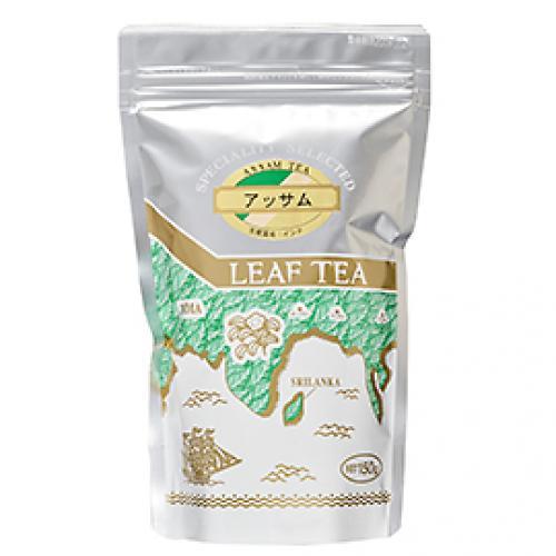 全珈琲 紅茶 アッサム / 150g TOMIZ/cuoca(富澤商店)