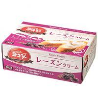 デキシー レーズンクリーム / 180g TOMIZ(富澤商店) ジャム・スプレッド スプレッド