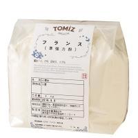 フランス(鳥越製粉) / 1kg TOMIZ(富澤商店) フランス/ハードパン用粉(準強力粉) 準強力小麦粉