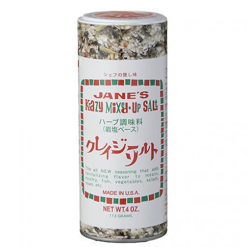 クレイジーソルト / 113g TOMIZ/cuoca(富澤商店)