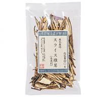 国産スライス椎茸(未選別) / 40g TOMIZ(富澤商店) 和食材(海産・農産乾物) 乾燥椎茸・乾燥大根