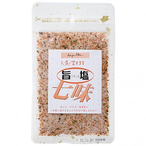 旨塩 七味 / 50g TOMIZ(富澤商店) 塩 その他の塩