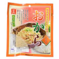 吉良食品 おから / 75g TOMIZ(富澤商店) 和食材(海産・農産乾物) その他乾燥野菜