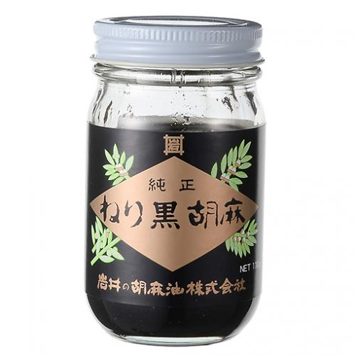 純正黒ねり胡麻(岩井) / 110g TOMIZ/cuoca(富澤商店)