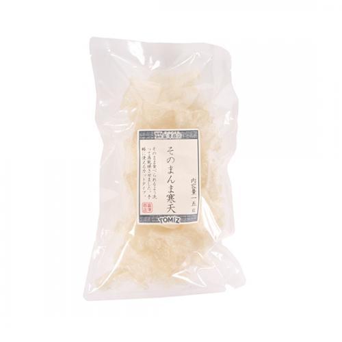 そのまんま寒天 / 15g TOMIZ/cuoca(富澤商店)