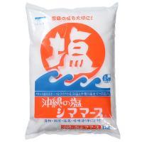 シママース / 1kg TOMIZ(富澤商店) 塩 海塩