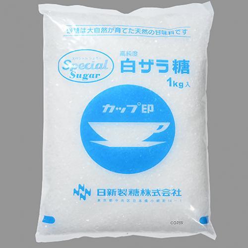カップ印 白双糖 / 1kg TOMIZ/cuoca(富澤商店)